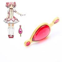 Wholesale Madoka Soul Gem - Wholesale-Athemis anime cosplay Puella Magi Madoka Magica Kaname Madoka soul gem cosplay accessories for cosplay costume