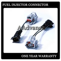 Wholesale Wholesale Car Injectors - EV6 Male Fuel Injectors Harness PnP Adapter to Denso Female for US car