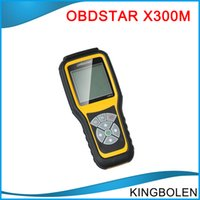 Wholesale Mileage Adjustment - OBDSTAR X300M OBD2 Odometer correction tool X300 M Special for Odometer Adjustment and OBDII Mileage change tool DHL free shipping