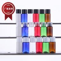 Wholesale Bottles For Medicine - 10ml Plastic Liquid Medicine Bottle more color PET bottle for juice milk wate and Cosmetic Container
