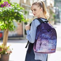 Wholesale Universe Big - Big Capacity Colorful Multicolor Women Sprayground Backpak Stylish Galaxy Star Universe Space Bag Girls Gift School Backbag