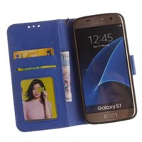 Wholesale Galaxy S3 Silicone Frame - Lechee Photo Frame Credit card Wallet Stand leather case cover for Samsung Galaxy s3 i9300 s4 i9500 s5 i9600 s6 g920 s6 edge s7 g930 1pc