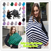 ingrosso breastfeeding scarf-33 Passeggino per neonati Coprisedili per neonati Coprispalle per neonati Coprispalle per allattamento Privacy Sciarpa Spedizione gratuita kid344