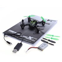 Wholesale Helicopter Spy Camera - Hubsan X4 H107C 4CH With Camera Mini Drone RC Quadcopter Helicopter Spy Toy vs.V959