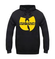 estilos de jaqueta para homens venda por atacado-Atacado-wu tang clã moletom com capuz para homens estilo clássico camisola de inverno 5 estilo sportswear hip hop jaqueta de roupas de transporte rápido ePacket