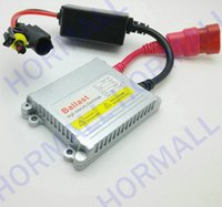 Wholesale Ballast For Hid 35w - 12V hid xenon ballast 35W OEM Electronic Digital slim hid ballast 35W D2S ballast for HID kit H7 H4 H1