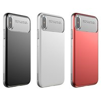 Wholesale Baseus Iphone Case - for Iphone X Case Baseus Luxury Hard PC Shockproof Back Cover cellphone Case for iphone x