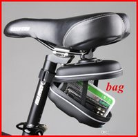 Wholesale 2016 fashion Cycling bike EVA bag used for Bike Saddle Seat Rear going to mountain accessory for bike OUT004
