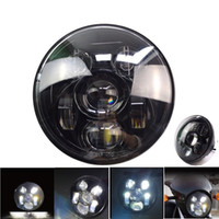 Headlights sportster motorcycles - DOT EMARK Approved Harley quot Led Headlight quot Daymaker Projector LED Headlight for Motorcycles Harley Sportster Dyna