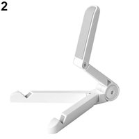 Portátil plegable ajustable Tablet PC Stand Holder Tablet PC / teléfono moblie y Tablet Holder Stand