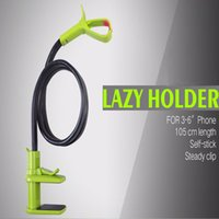 Wholesale Fit Beds - 360 Rotating Flexible Long Arm Cell Phone Holder Stand Lazy Bed Desktop Tablet Car Selfie Mount Bracket for Cell Phone