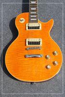 tipos de guitarras al por mayor-¡en stock! guitarra eléctrica diapason de madera de rosa color amarillo personalizado de encargo envío de alta calidad usted puede por encargo todo tipo de guitarra