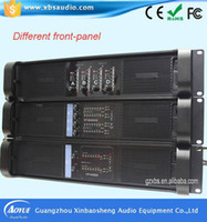 Wholesale power three - factory Direct selling 4channels Power Amplifier, 2200W*4 Fp20000q Professional Amplifier, Stereo Amplifier with three years warranty
