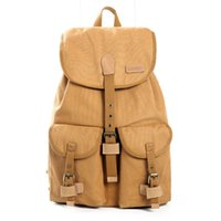 Wholesale Cameras Waterproof Vintage - Canvas Waterproof Vintage Camera Double Shoulder Bag Backpack with Removable Inner Bag for Nikon Canon