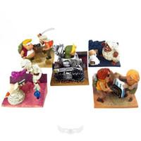 Wholesale Metal Slug Action Figures - 1 set 5pcs set 10cm 4 inch Metal Slug PVC Action Figure Collection Model Toy retail 1206#06