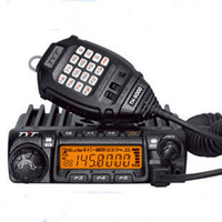 Wholesale Vhf Mobile Radios - DHL EMS freeshipping Mobile Radio TYT TH-9000 Single Band Max.Power 60W Hight Power 200 Channels vhf or uhf amateur ham radio