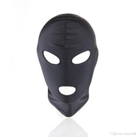 Wholesale Nylon Slave - Sexy head mask, slave nylon SM, bundled porn toy, sex head toy, couple, adult game, mask, mask