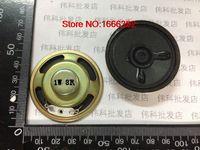 altavoz 1w al por mayor-Al por mayor- 2PCS / LOT Pequeños altavoces 8 Europa 1W diámetro 50MM 8R 1W nuevo móvil DVD EVD altavoz delgado