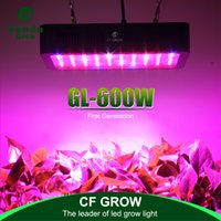 Wholesale Led Panel Grow Red - Full Spectrum LED Grow Light 600W Panel Red Blue Growing Lamp Indoor Hydroponic Greenhouse LED Plant All Stage Growth Lighting