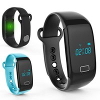 Wholesale Monitor Ht - JW018 Fitness Heart Rate Wristband Bluetooth 4.0 Smart Band Monitor Charge Ht Rate Tracker Smartwatch Wearable Devices PK TW64