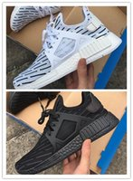Wholesale Light Brown Colour Shoes Sports - (With Original Box) Newest Women Mens Mastermind x NMD XR1 Japan Sneakers Sports Running Shoes 20 Colours Size:36-45