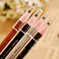 Wholesale Paper Thread - Studio dedicated 1818 waterproof cord Soft thread eyebrow pencil, paper roll Tear eyebrow pencil colour makeup wholesale