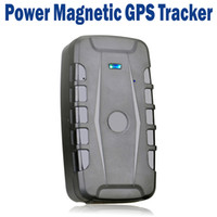Wholesale Gps Tracker Rastreador - 10000mAh Battery Magnetic GSM GPRS GPS Tracker for Car Vehicle APP Real Time Tracking Chip Waterproof Rastreador Locator