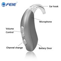 Wholesale Ce Band - High-end Intelligent 6 channels12 Bands 3 Memories Digital Deaf Aid for Hearing Impaired People MY-22