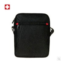 Wholesale Travel Bag Wheel Men - Swisswin men casual business travel small shoulder bag male rain cover messenger bags sw8134a Cheap bag wheel