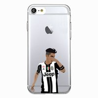 Wholesale Iphone Phone Sport Shell - Shaka Laka Black and white Phone shell Clear sports Case For iPhone 6 6S 5.0in 6plus  7 7plus 8 8s plus X Soft TPU silicone back Cover
