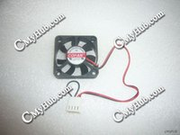 Hot selling COFAN F-4010H05B MN6 DC5V 0.42A 4010 4CM 40MM 40X40X10MM 4pin Cooling Fan
