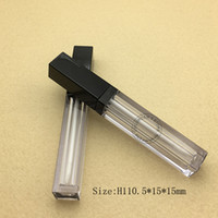 Wholesale Tube Screws - 30 PCS Empty lip gloss tube 5ML Lip gloss container makeup lip oil container plastic tube