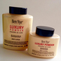 Wholesale HOT Sales Brand Ben Nye Banana Powder Oz Oz Bottle Luxury Powder Poudre De Luxe Banana Beauty Makeup Loose Powder g g