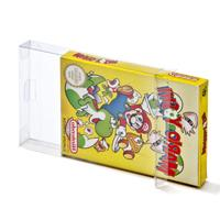 For nes pack for nintendo - Case Sleeve for NES Box Game cartridge CIB Protector for Nintendo pack