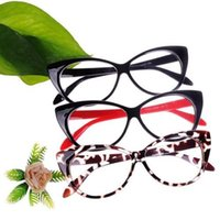 Wholesale Eyes Glass Cleaner - Wholesale-3 Color Choice! Vintage Classical Cat Eyes Design Clean Lens eyeglasses glasses frame