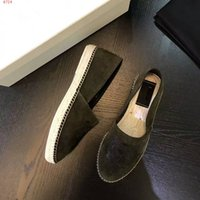 Wholesale Hard Drive Cheap - With Box 2017 Discount Cheap Wholesale Espadrilles Casual shoes Genuine Leather Breathable portable Luxury Brand Sneaker Driving Shoes