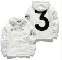 Wholesale Y Jacket - kanye west Yeezus MA-1 pilot hip hop windbreaker Y-3 jacket fashion men's motorcycle kanye west Yeezus jacket