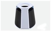 Wholesale Wireless External Speakers - 2017 New creative bluetooth speaker portable speaker Fashion mini bluetooth speaker 5 colors Supports AUX external audio equipment