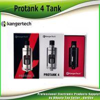 Wholesale Genuine Protank - Original Kangertech Protank 4 Atomier Kanger Pro tank 4 ceramic Tank Rebuildable RBA Deck Dual Clapton Coil MTL DL Inhale genuine 2211065