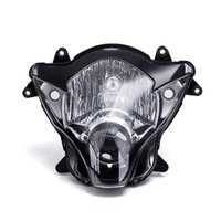 Wholesale Suzuki Gsxr Front - Motorcycle Front Headlamp Assembly For Suzuki 2006 2007 GSXR 600 GSXR 750