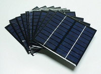 Wholesale Solar Cells 2w - 9V 2W 115*115mm epoxy solar panel with free diodes