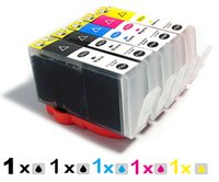 Wholesale 5 ink cartridge for HP XL B8500 C309 B8550 C6300 HP364 HP