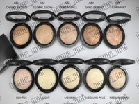 Wholesale makeup mineralize skinfinish online - Factory Direct DHL New Makeup Face Mineralize Skinfinish Poudre Face Powders g