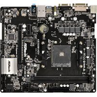 ASRock AB350M-HDV AMD B350 AM4 Socket motherboard