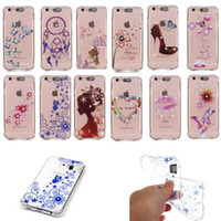 Wholesale J1 Shoes - High-Heel Shoe Butterfly Girl For Iphone5 6 5.5 Soft TPU Bling Diamond Cover Case Call flash Case for A510 J120 J1 2016