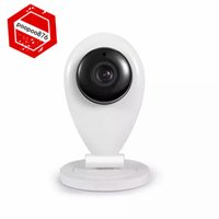 Wholesale Network Security Megapixel Camera - SP009 Wireless ip camera wifi HD 720P indoor 1.0 Megapixel P2P 720P Video IR Network Camera Wifi Security IP Camera