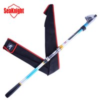 Wholesale Long Telescopic Fishing Rods - GW New 98% Carbon 3.6M 7 Sections Long Disance Throwing Casting Rod Telescopic Fishing Rod Fish Sea Rod Fishing Tackle