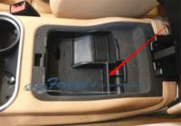 Wholesale Fiber Store - Free shipping car cover car sticker central armrest store content box for 2011-2016 Porsche Cayenne wholesale