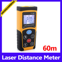 Wholesale Cheapest Calculators - Wholesale-High accuracy 1.5mm measure range distance calculator 60m cheap laser distance meter MOQ=1 free shipping