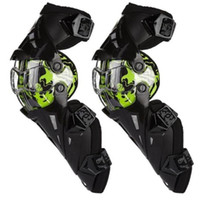 Wholesale Scoyco Elbow - Scoyco K12 Green Protective kneepad Motorcycle Knee pad Protector Sports Scooter Motor-Racing Guards Safety gears Race brace CE Approval